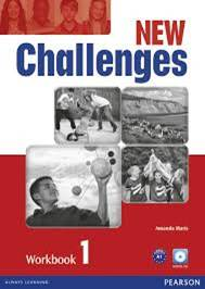 NEW CHALLENGES 1 WB / AUD CD 2E