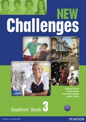 NEW CHALLENGES 3 SB W/ ACTIVE BOOK 2E