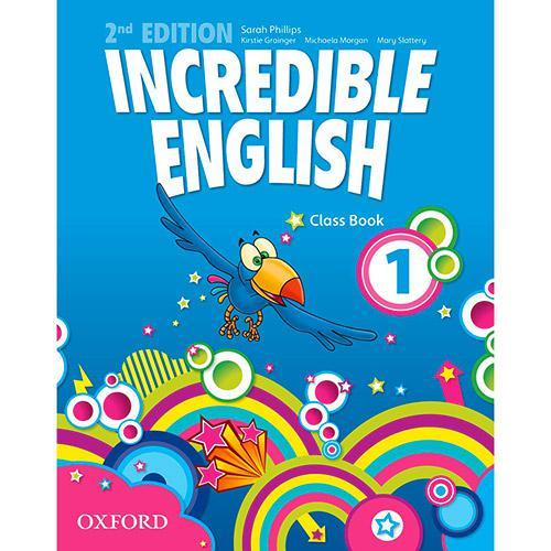 Incredible English 1 Class Book 2Ed