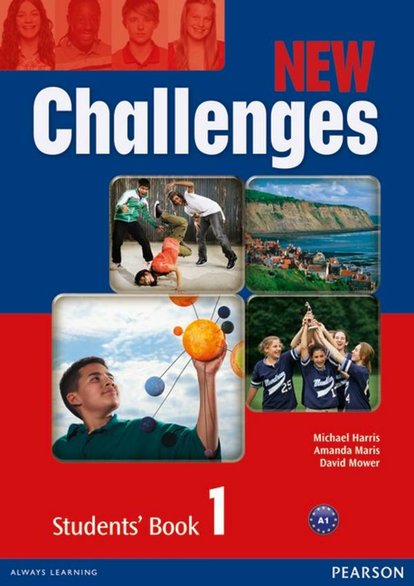 NEW CHALLENGES 1 SB W/ ACTIVE BOOK 2E