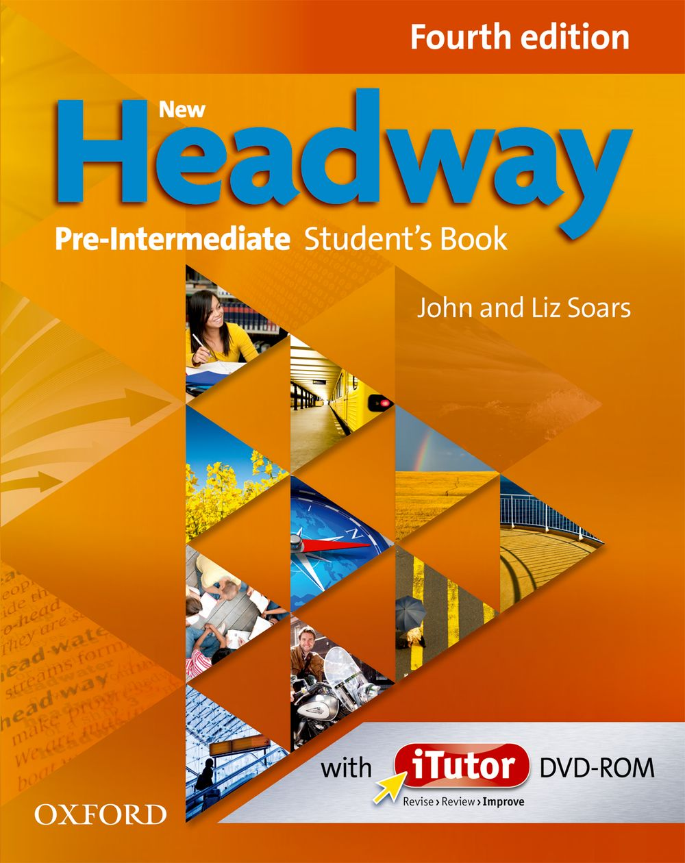 New Headway Pre-Intermediate A2 - B1 Student s Book and iTutor Pack