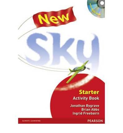 New Sky Starter Activity Book