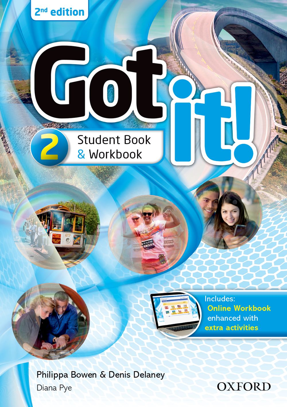 Got it! Level 2 Student s Pack with Digital Workbook