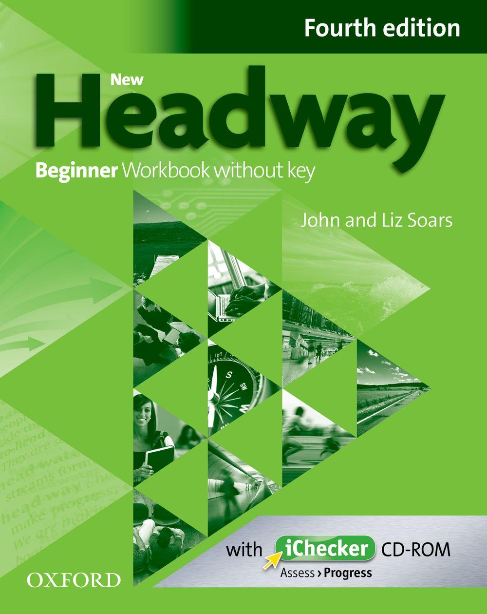 New Headway Beginner A1 Workbook & iChecker without Key