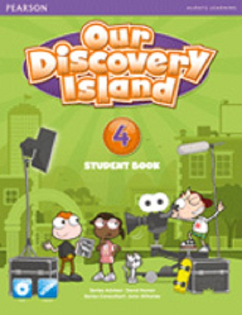 Our Discovery Island 4 SB with WB