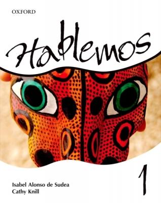 Hablemos - Vol. 1 - Libro del Aluno Con Cuaderno de Ejercicios