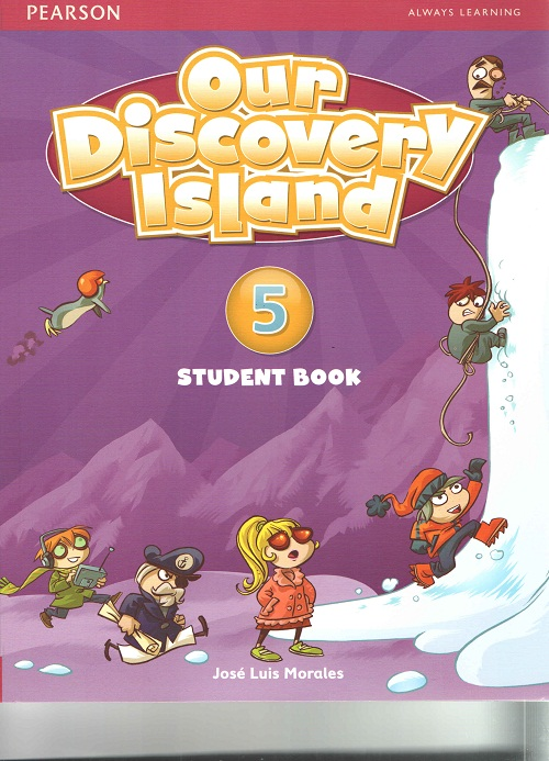 Our Discovery Island 5 SB with WB