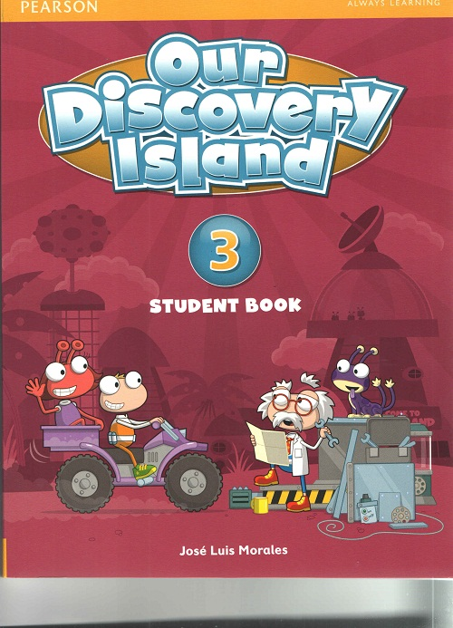 Our Discovery Island 3 SB with WB