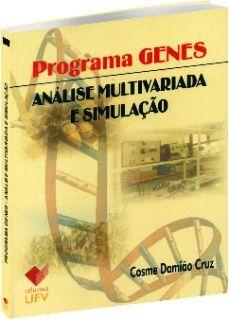 Programa Genes – Análise Multivariada e Simulação