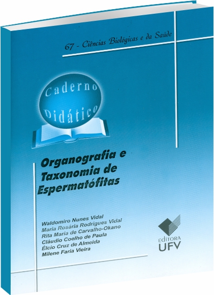 Organografia e Taxonomia de Espermatófitas