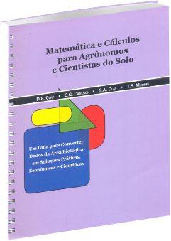 Matemática e Cálculos para Agrônomos e Cientistas do Solo