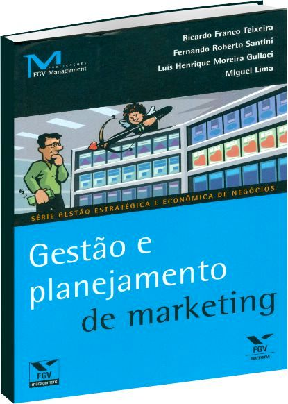 GESTAO E PLANEJAMENTO DE MARKETING