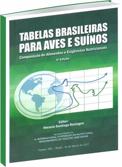 Tabelas Brasileiras para Aves e Suínos