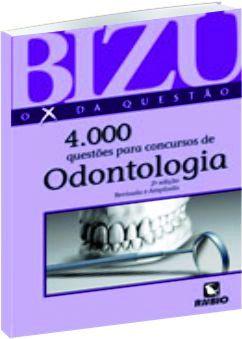 Odontologia - 4.000 questões para concursos