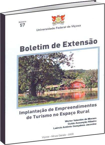 Implantação de Empreendimentos de Turismo no Espaço Rural