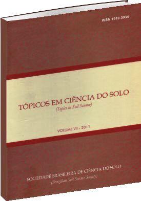 Tópicos em ciência do solo Vol VII 2011