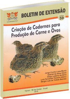 Criação de Codornas para Produção de Carne e Ovos