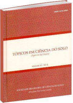 Tópicos em Ciência do Solo - Volume IX