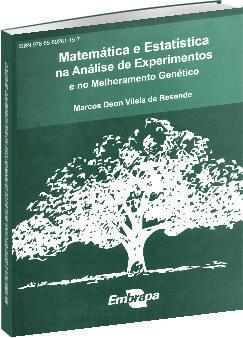 Matemática e Estatística na Análise de Experimentos e no Melhoramento Genético