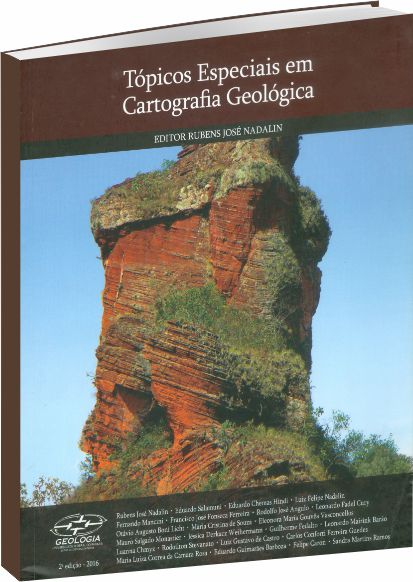 Tópicos Especiais em Cartografia Geológica 2ª Ed.
