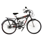 Bicicleta Track Bike A26 UT Power 48CC Motor