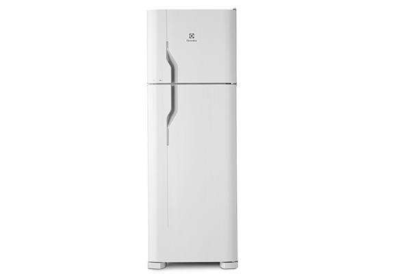 1030006 - Refrigerador Electrolux Defrost 362L DC44 C 220V