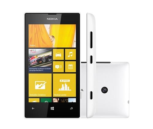 1036732 - Celular Smartphone Nokia Lumia 520