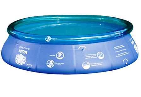 1037739 - Piscina Mor Splash fun 4.600L 1054