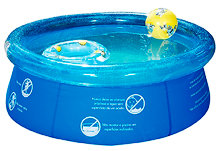 1037753 - Piscina Mor Spalsh Fun 1000L 1048