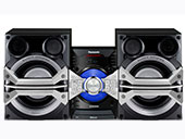 1054750 - Micro System Panasonic AKX58LB-K 1200w Biv