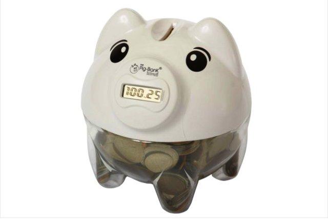 1057072 - Cofre Pig Bank In Brasil PBANKR1R