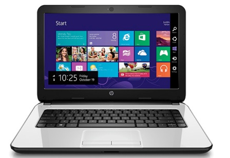 1061529 - Notebook HP 14-R050 CEL 4GB 500HD W8