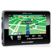 1062014 - GPS Tracker 4,3 Multilaser GP033