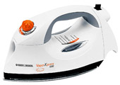 112581 - Ferro a Vapor Black&Decker PFO X500 110V