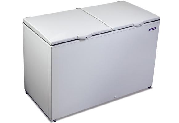 203227 - Freezer Horizontal Metalfrio DA 420 - 400 Litros