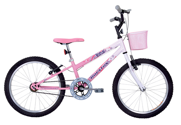 591478 - Bicicleta A20 Nina Feminina - Houston