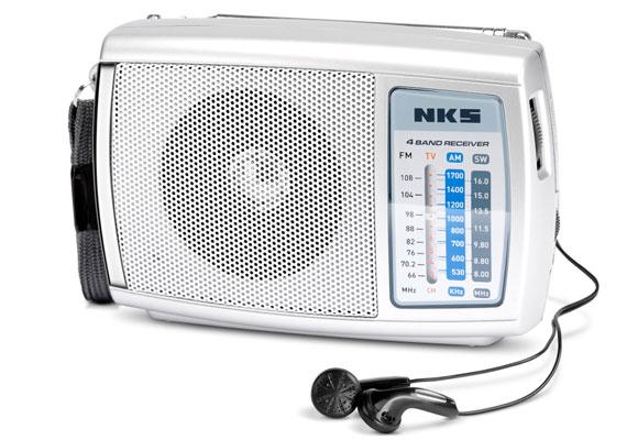 679732 - R�dio Port�til Nks 4FXS AC-118