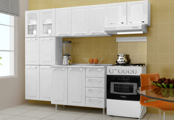 721592 - Cozinha Itatiaia 3 Pe�as Criativa MAX 2-C