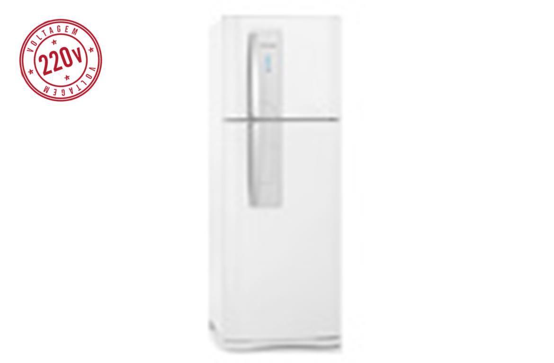 740166 - Refrigerador Eletrolux Frost Free 382 Litros DF42 Branco 220V