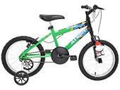 Bicicleta Athor Aro 16 Top Boy 4005 Cor Variada