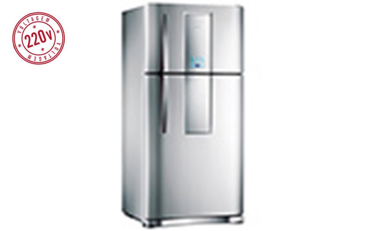 Refrigerador 553 Litros DF80X Inox Electrolux 220V