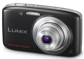 790697 - M�quina Digital Panasonic DMC-S5LB 16.1MP Preta
