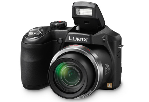 798037 - M�quina Digital Panasonic 16.1MP DMC-LZ20LB-K Preta