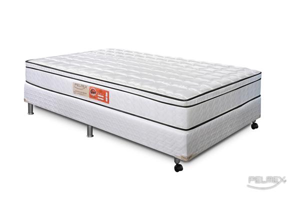 800112 - Conjunto box max pillow touch 88x24 - Pelmex