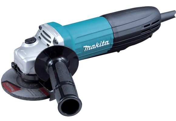 811385 - Esmerilhadeira Industrial Makita 1/2 GA4534KX c/ Maleta 220V