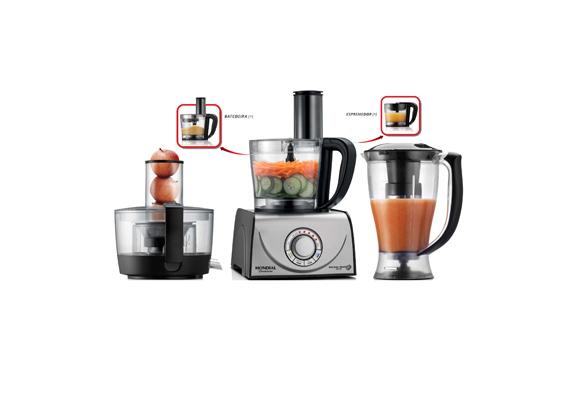 835244 - Multiprocessador Kitchen Mondial KM 01 110V