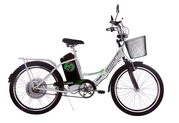 835466 - Bicicleta El�trica Aro 24 350W City Plus W BR