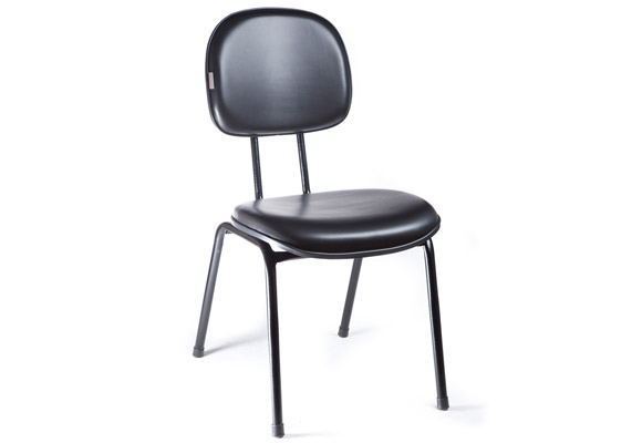 837484 - Cadeira Fixa Mobicon Vinil