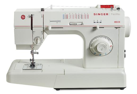 847445 - M�quina de Costura Facilita Singer 230014123 110V Branca