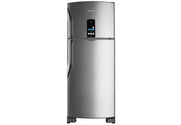 867665 - Refrigerador Panasonic 435 Litros BT48PV1XA Frost Free NR Inox 110V